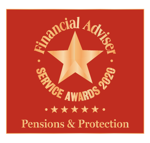 Financial Adviser Service Awards 2020 - Pensions & Protection