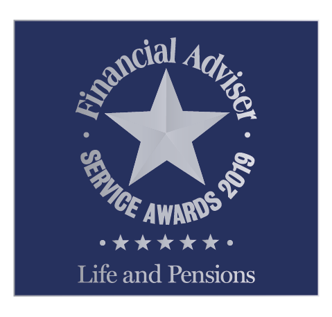 FASA 2019 winners logos generic 5star Life and Pensions