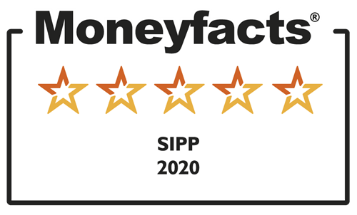 Moneyfacts 5 star SIPP 2020
