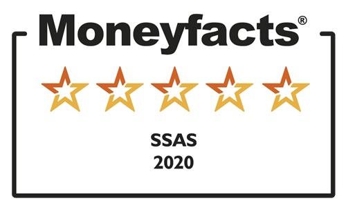 Moneyfacts 5 star SSAS 2020